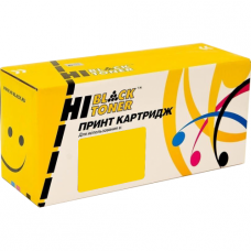 Картридж HP CLJ № 201A, CF402A (Hi-Black) Желтый